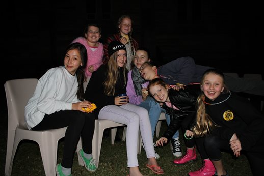 Campfire night 6