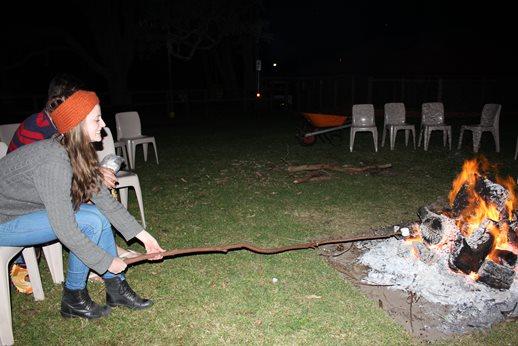 Campfire night 10