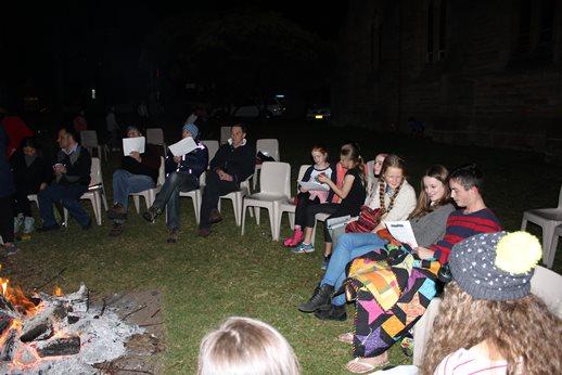 Campfire night 14