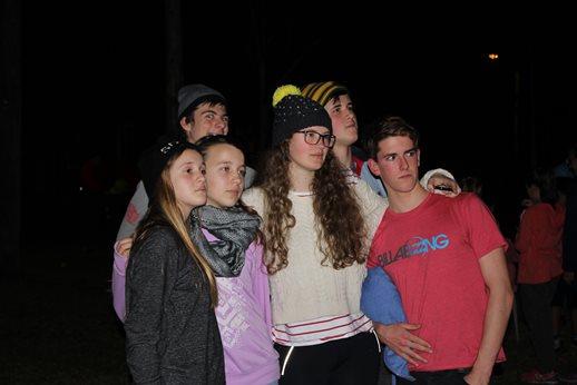 Campfire night 20