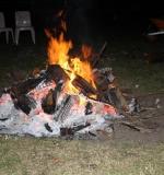 Campfire night 7