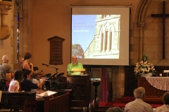 Carers Week Service with the Ella on 12th Oct 2014