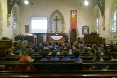 History Tour (St Joan of Ark Yr 3 Students) on 26th Nov 2014