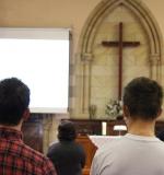 Sunday worship 15/June/2014
